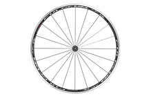 Fulcrum Racing 5 Roue vlo route LRS, Shimano blanc/noir